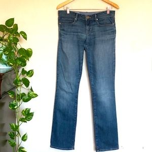 Gap 1969 Real Straight Jeans Sz 28/6